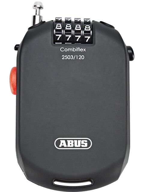 ABUS Combiflex 2503 - Antivol vélo - solide, chiffres noir